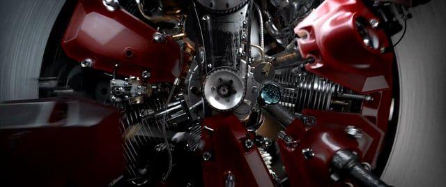 Film 3D réalisé par Mécanique Générale pour The Combine / Jeremy Renner & Don Handfield's production company.