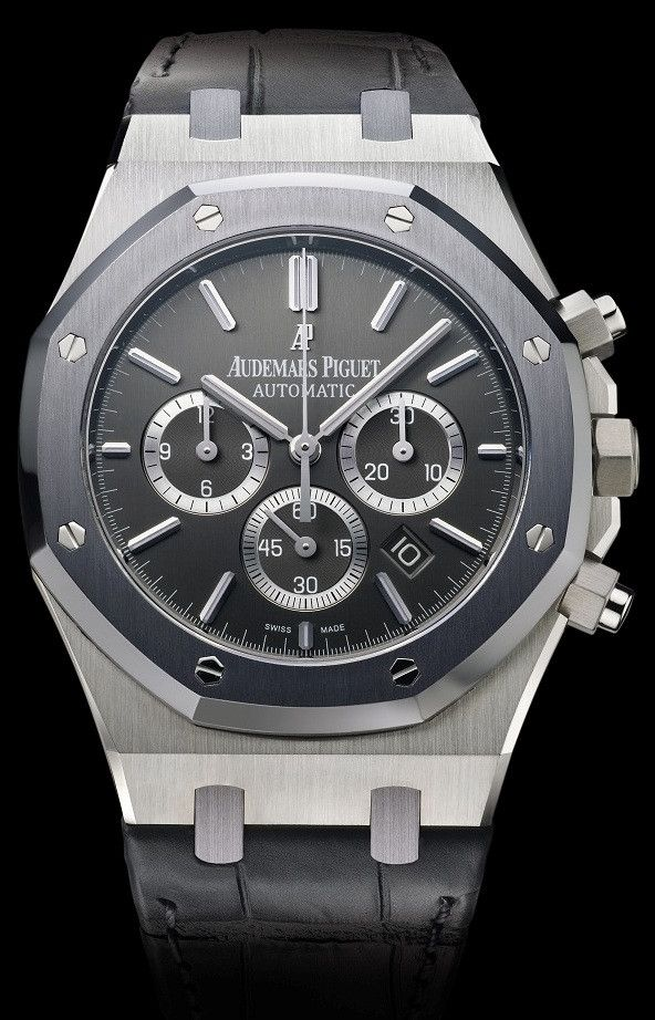 ROYAL OAK LEO MESSI STEEL, Audemars Piguet Timepieces and Luxury Watches on Presentwatch