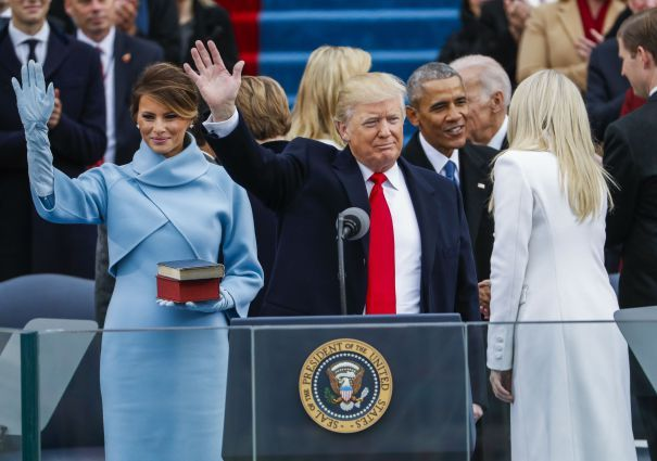 Donald Trump Swearing In Seen By 31 Million Via TV, Behind Obama's 38M And Reagan's Record 42M