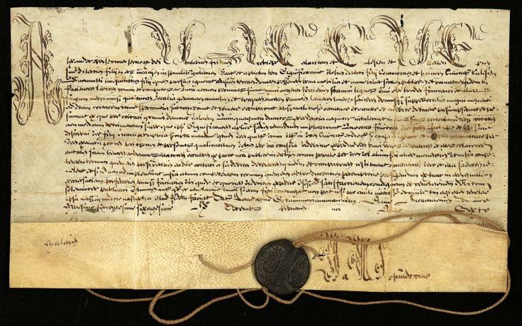 Schiavi dal 1302 (18 novembre), che è la data della pubblicazione dellaBolla Papale scritta da Papa Bonifacio VIII.  Riporto una letter