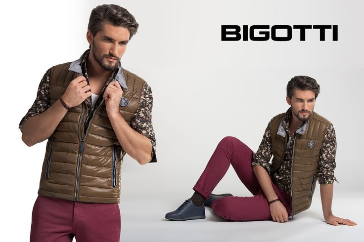 #Nuova #Collezione When #fashion #meets #comfort - the #result is #remarkable. #Complete #your #wardrobe with #irresistible #pieces of the #new #season, #now #available in #Bigotti #men #clothing #stores and soon on www.bigotti.ro