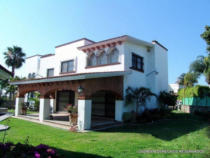 Hermosa Casa Estilo Mexicano Moderno con Una Excelente Ubicación, Provincia de Morelos - Inmuebles24