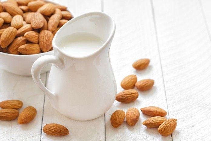 Mleko migdałowe w codziennej ochronie zdrowia