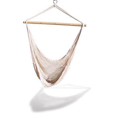 hammaka rope hammock chair   wayfair 33 best let u0027s hang out  hammocks images on pinterest   outdoor      rh   pinterest