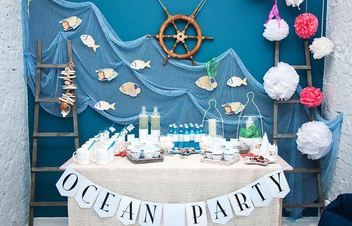 Wedding & Marine theme.Несколько мелочей для морской свадьбы