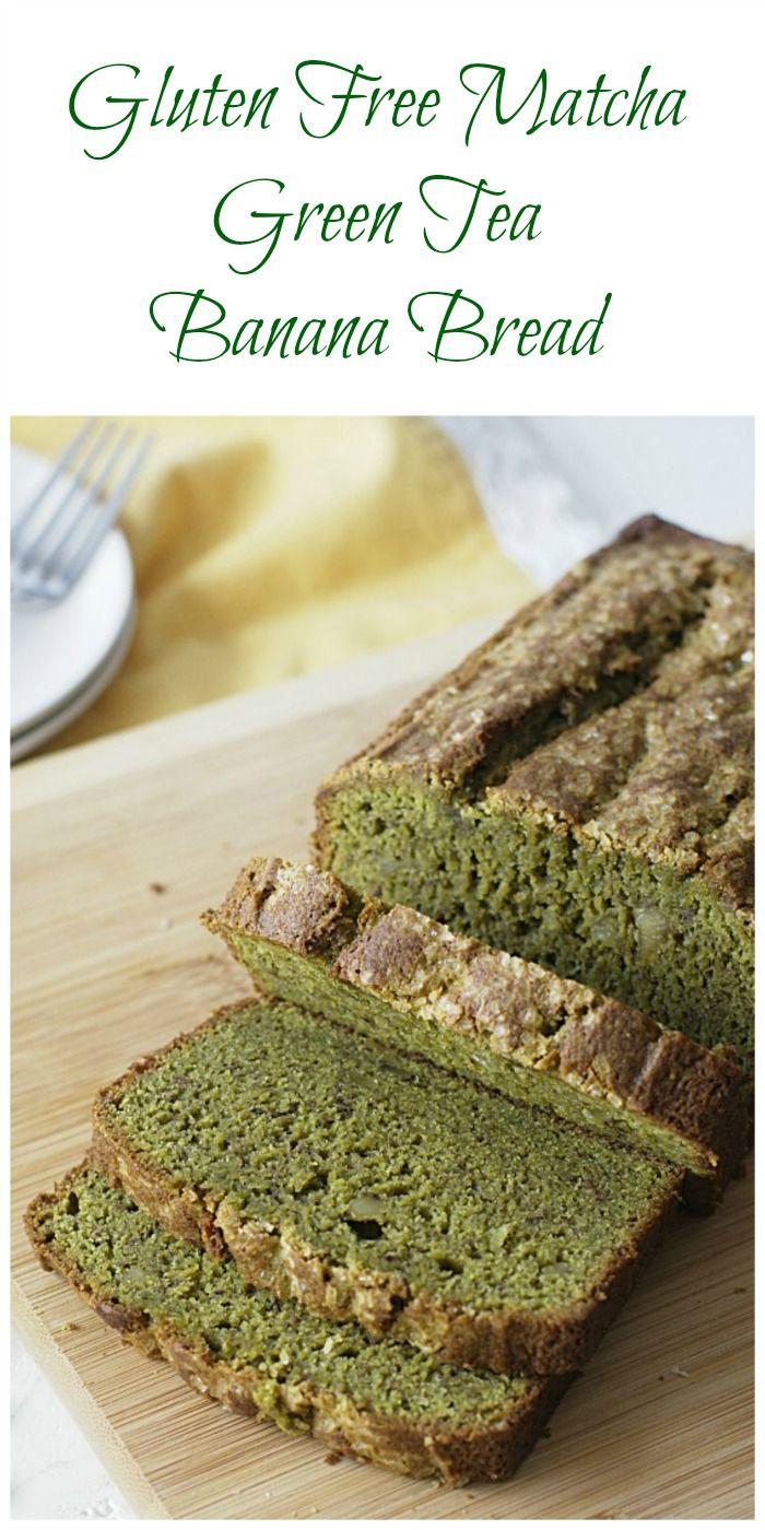 Gluten Free Matcha Green Tea  found at http://www.fearlessdining.com