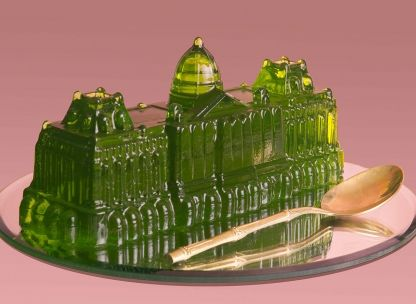 Bompas and Parr creates fine English jellies and curates spectacular culinary events.