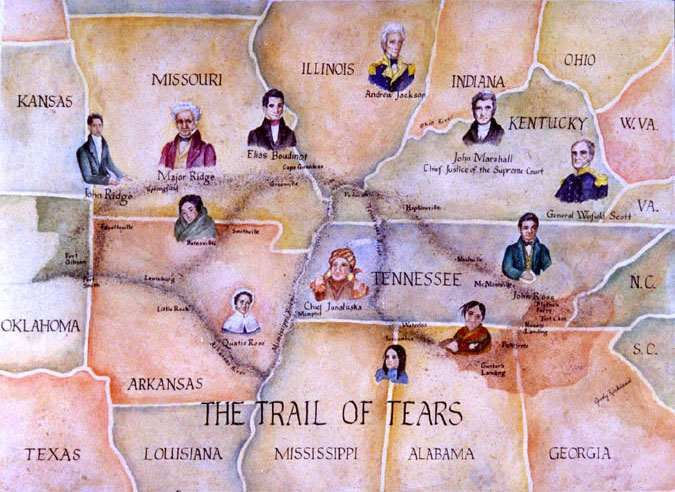 283 best Trail of Tears images on Pinterest  Cherokee indians