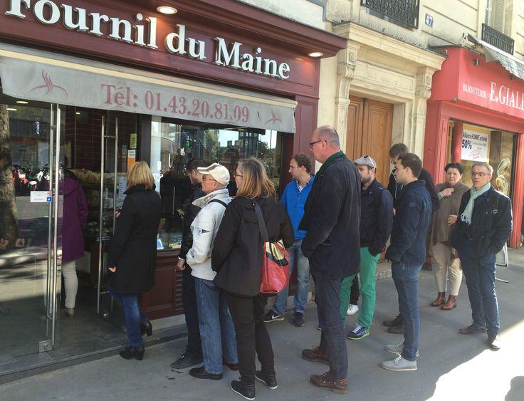 Franse bakkerij