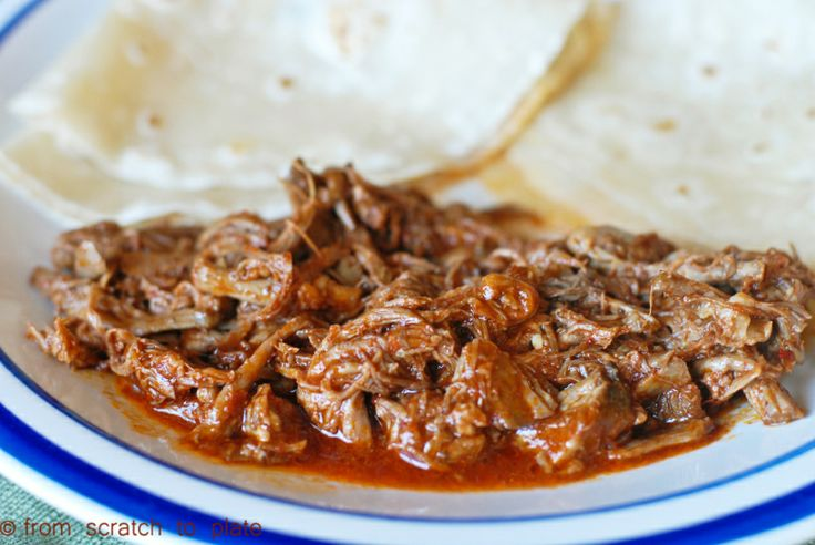 Red Chile Beef ... use MSPI-friendly stock