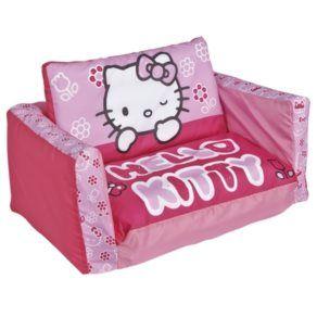 Barnmöbler - Disney - Hello Kitty Soffa För Två