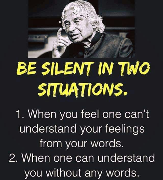 When ever you go his quotes is change your life. *Kalam quotes* .