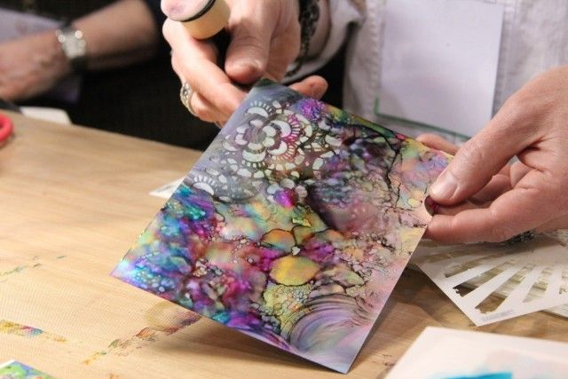 Choice of 9 Videos (all in this one pin) with Tim Holtz – CHA 2016