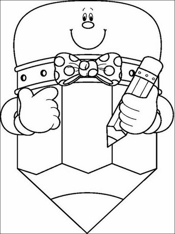 Desenhos Para Colorir Para Criancas Para Imprimir Escola 37 Page