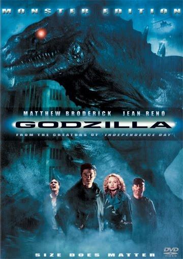 godzilla movie 1998