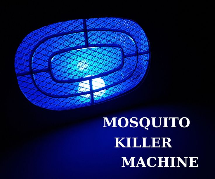 Tackling and getting rid of mosquitoes is quite a tough task especially when you don't have access to expensive commercial machines. Even the marketed sprays & medicines are toxic chemicals and very harmful to health. In this instructable, we will learn how to make Mosquito Insect Killer at home. This mosquito killer machine attracts mosquitoes due to ultraviolet light and kills them instantly as its metal grid emit high voltage electricity. This mosquito insect killer uses a mosq...