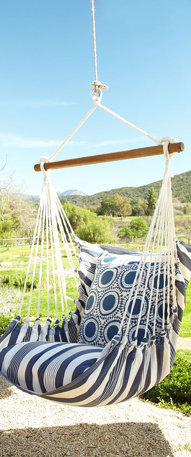 17 best ideas about swing chairs on pinterest bedroom for Bedroom hammock chair