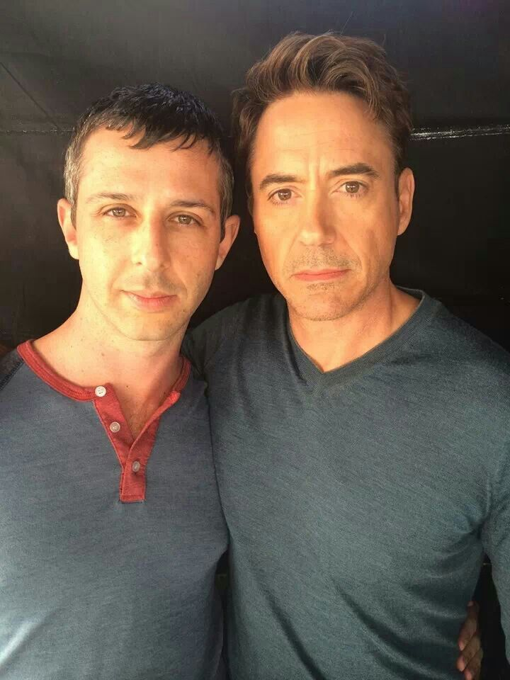 The Judge Jeremy Strong & Robert Downey, Jr.