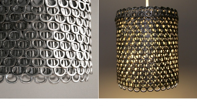 soda can tab light: Lights, Projects, Logs, The3Rsblog Soda, Garden, Soda Can Tabs, Creative Soda Can Tab Light