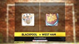 Il West Ham torna in Premier League battendo il Blackpool, 19 Maggio 2012