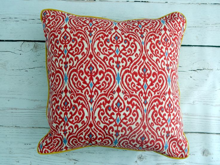 1000+ images about Red and Turquoise Throw PIllows on Pinterest Turquoise, Throw blankets and ...