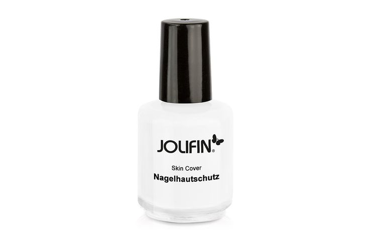 Jolifin Skin Cover - Nagelhautschutz wei�