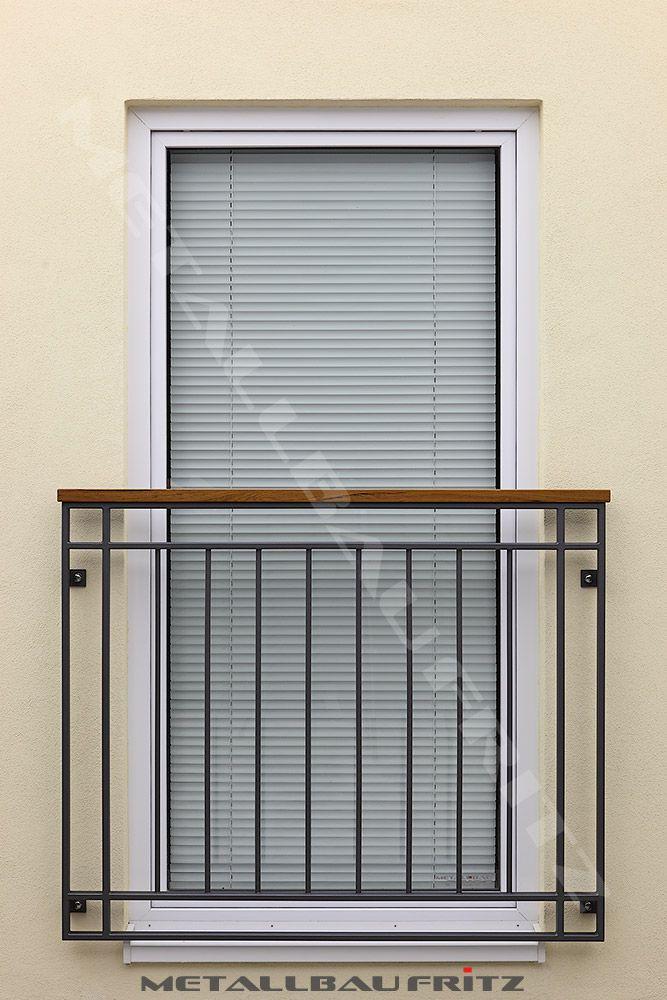 Franzosischer Balkon 50 31 C By Metallbau Fritz Fenster In