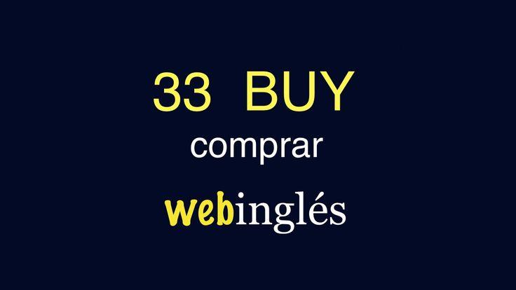 33 Buy - Comprar - Ingles Conversacional Básico