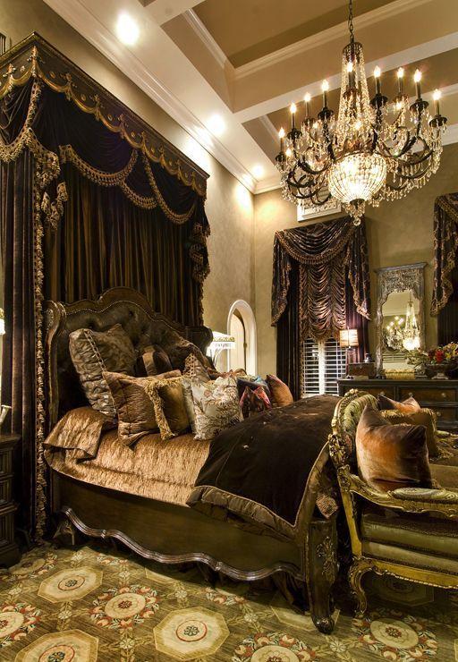 ***Master Elegance - Bedroom***
