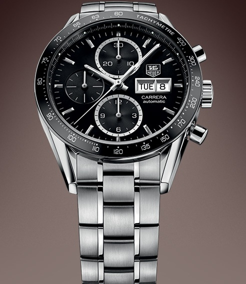TAG Heuer Calibre 16 Chronograph Day-Date 41mm | Watches ...