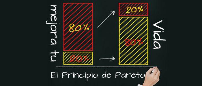 Principio de Pareto aplicado a nuestra empresa y actividad diaria. Gracias a este economista italiano conseguirás mejorar todos los aspectos de tu vida.