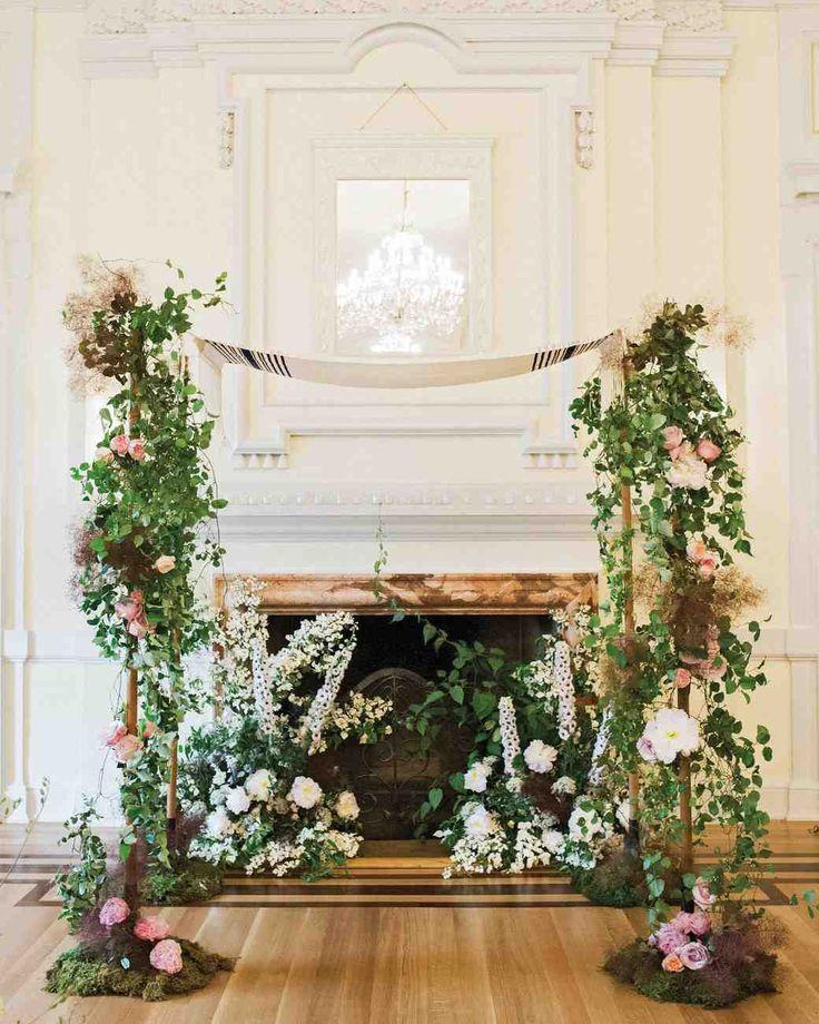 Jewish Wedding Altar Hopa: 202 Best Chuppahs Images On Pinterest