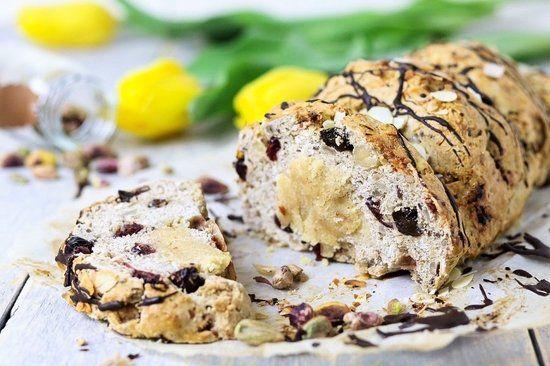 paasbrood, glutenvrij, lactosevrij, vegan, gezond genieten, Pasen, vlechtbrood, sodabrood, kidsproof, recept, gezond, suikervrij