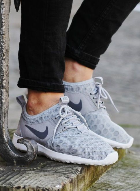 Nike Juvenate: Wolf Grey. Fashion TrainersWorkout ShoesWorkout ...
