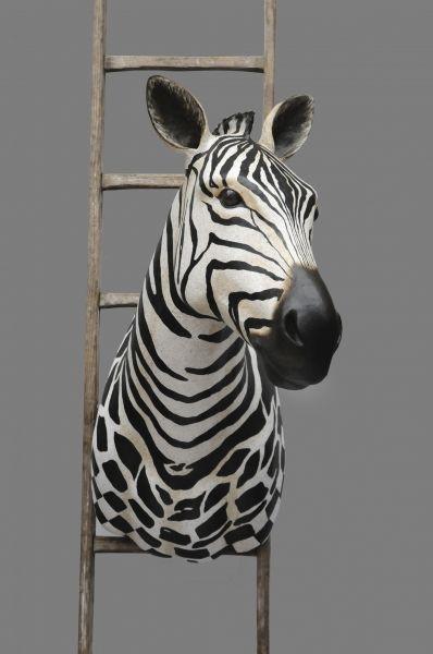 sculpture en papier-maché