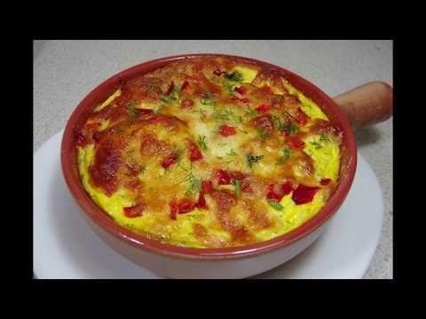 Reteta Sufle de conopida - YouTube