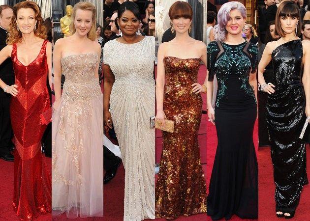 Stylish Celebrities Dressing At Oscar Awards 2014 |LATEST FASHION TODAY