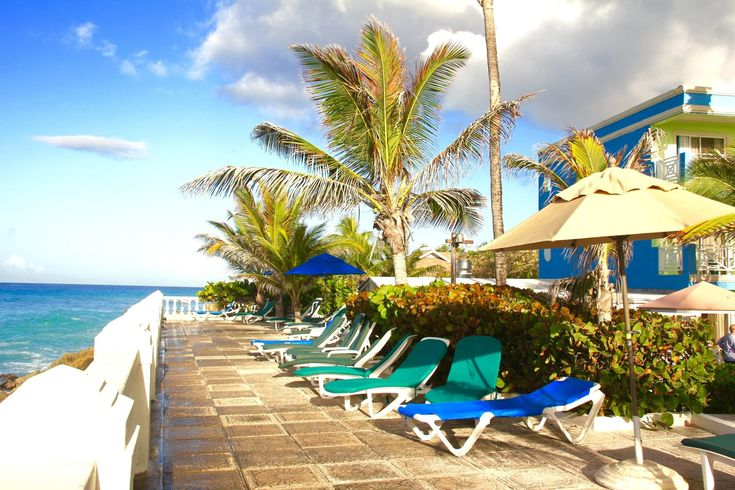 Located at the quieter end of St. Lawrence Gap, Dover Beach Hotel offers a warm welcome and excellent value...