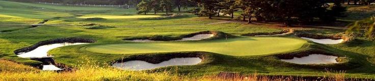 MERION GC - EAST COURSE. Contra la modernidad - @GolfDest / Golf Dest