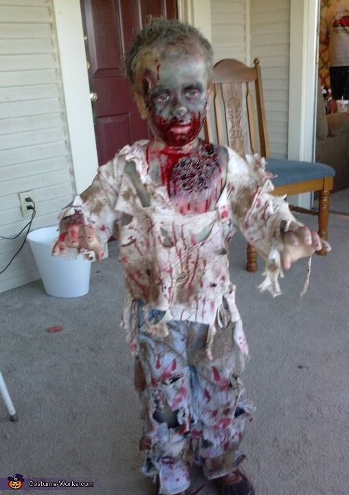 Zombie - Halloween Costume Contest at Costume-Works.com