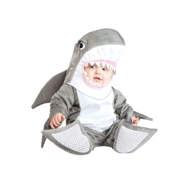 Baby Shark Costume Deluxe...Brady's first Halloween. Lol