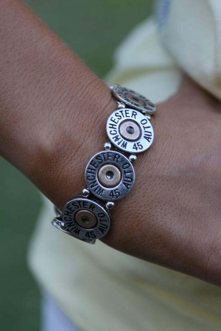 Shotgun Shell Bracelet   shopofftheracks.com   body ...