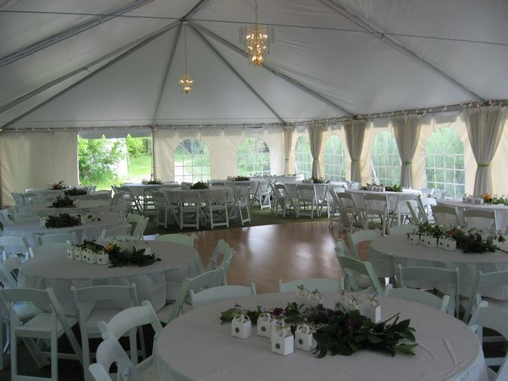 35 best outdoor tent wedding ideas images on pinterest for Wedding tent layout
