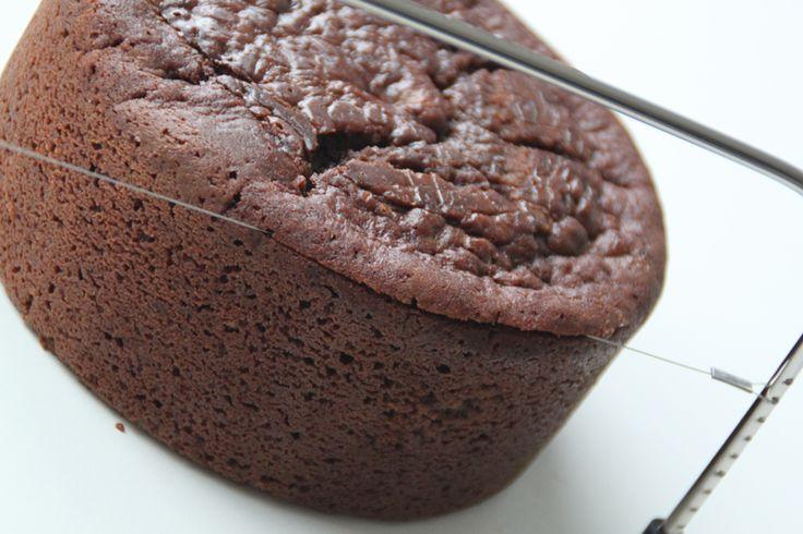Saftig chokladbotten | Bakverk och Fikastunder
