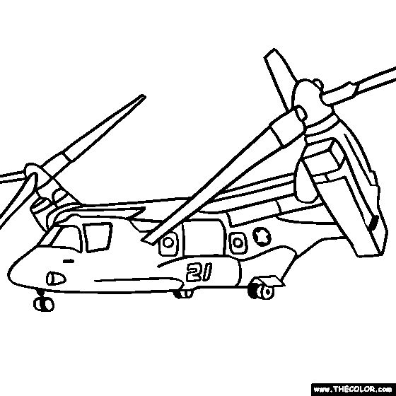 look marine friends v 22 osprey tilt rotor
