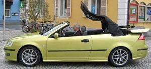 Saab 9-3 Cabriolet Aero: Syysunelma kesästä - Autot - Ilta-Sanomat