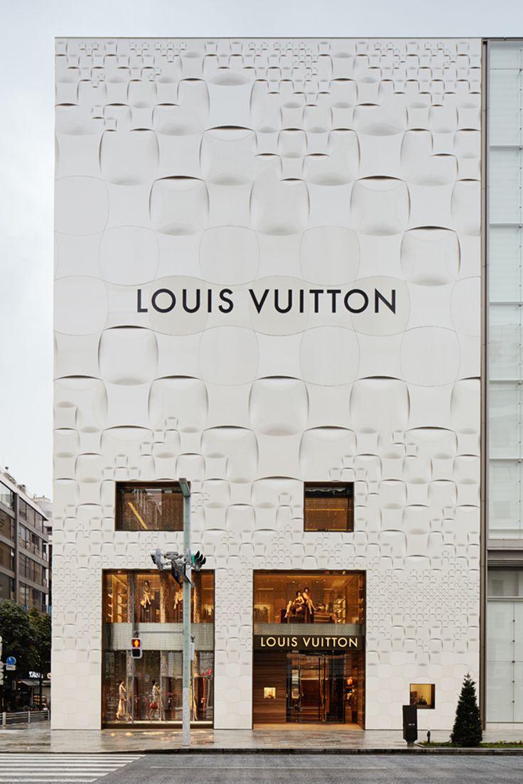 Galeria - Reforma da fachada da Louis Vuitton Matsuya Ginza / Jun Aoki & Associates - 3