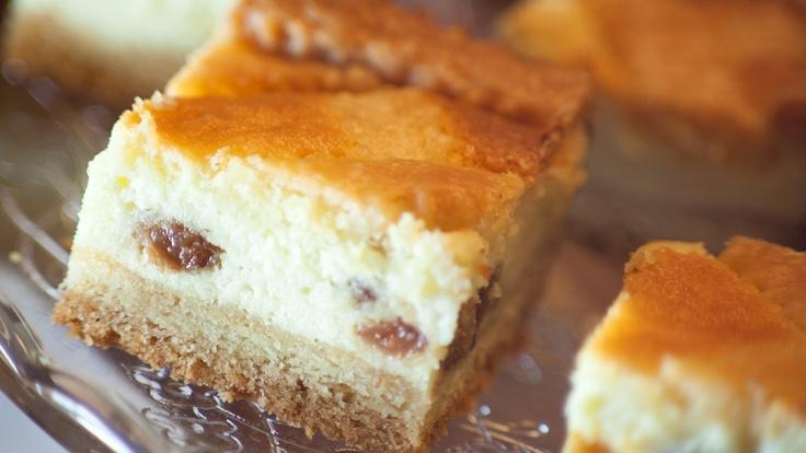 Cracow Style Cheesecake - Sernik Krakowski - Recipe #82