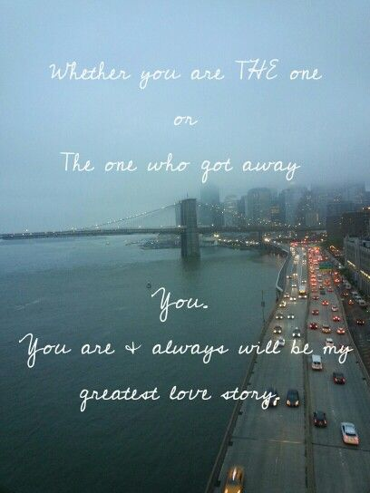 You Are Always Will Be My Greatest Love Story