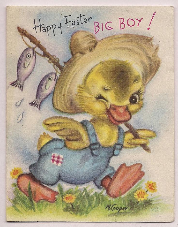 733 best images about Vintage Easter – Vintage Easter Cards